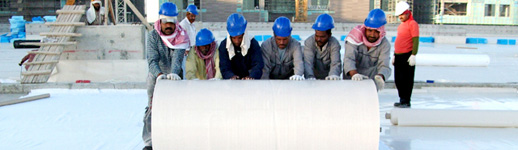 Rawabi Specialized Contracting - Water Proofing